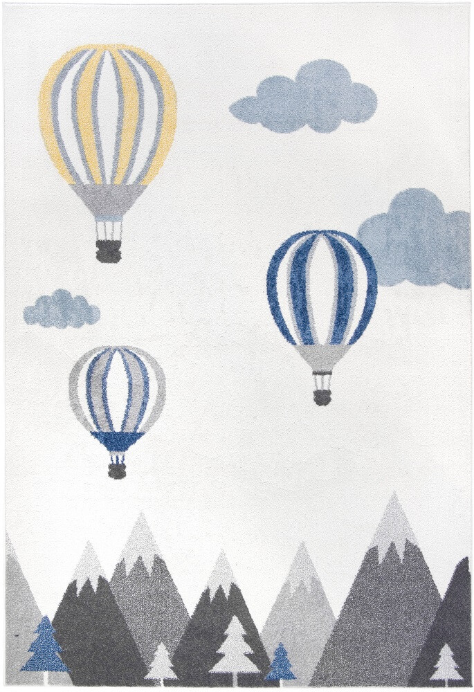 Dywan Light Collection Baloon Sky