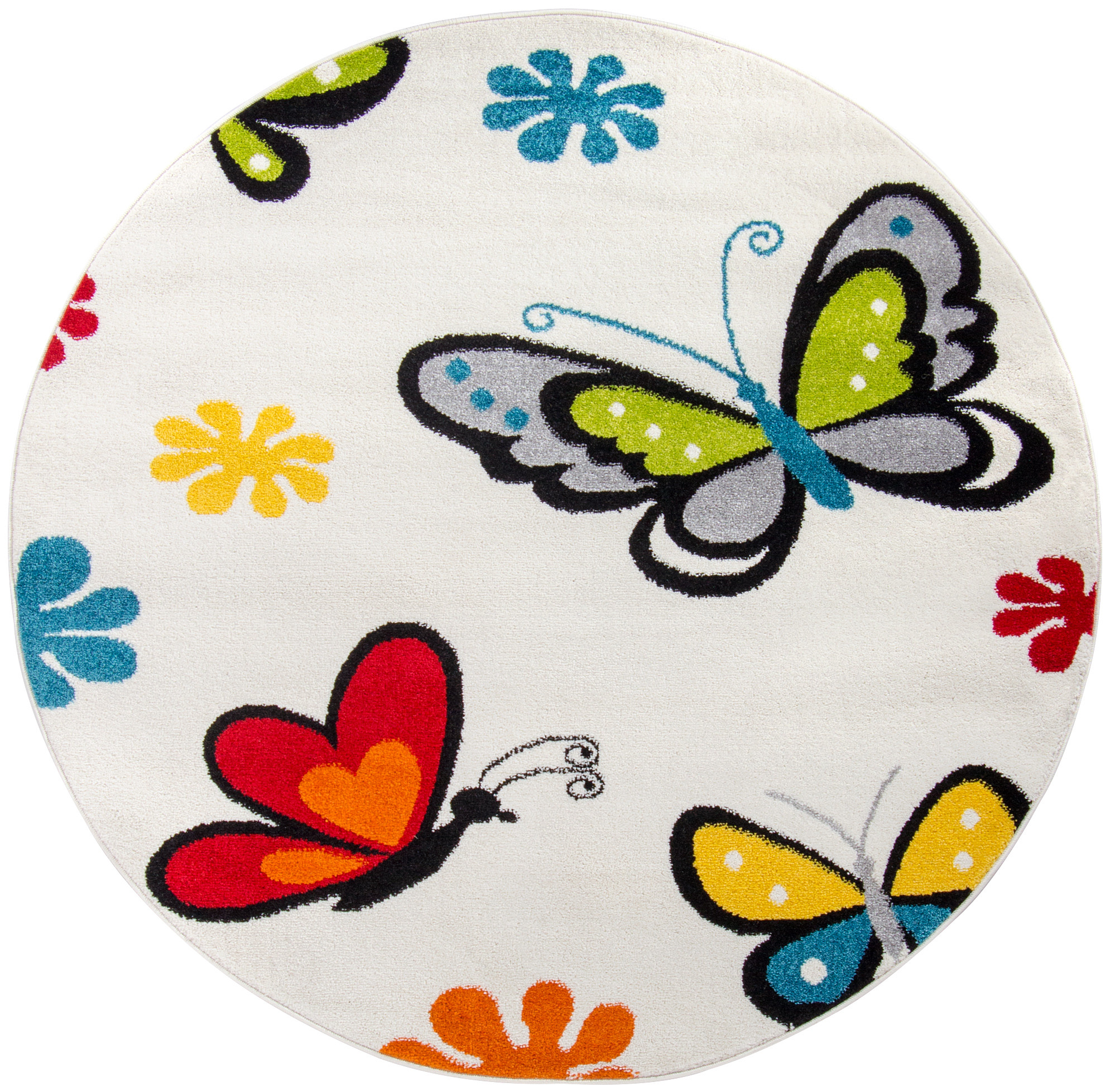 Dywan Butterfly koło Light Collection
