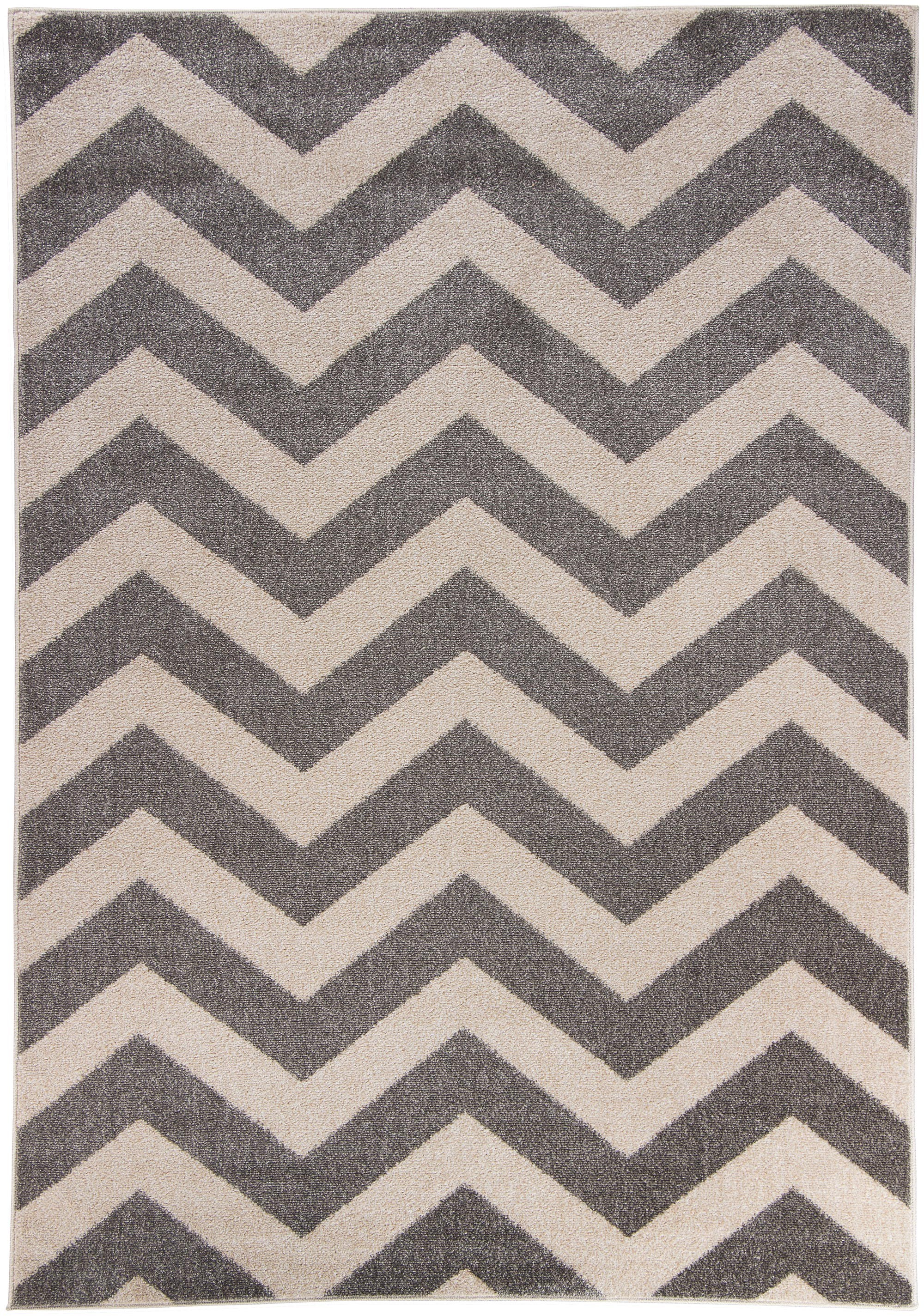 Dywan Carpetforyou Waves Grey