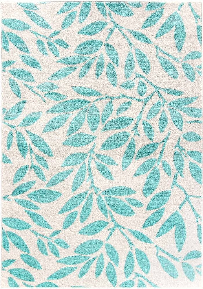 Dywan Light Collection Mint Vine