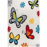 Dywan Light Collection Butterfly
